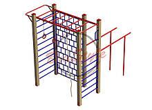 """Гімнастичний комплекс для дітей """"Ковбой"""" DIO601"""