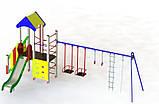 """Ігровий комплекс """"Єнотік плюс"""" для дитячого майданчика Прумиум Клас., фото 2"""