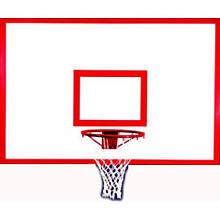 Щит баскетбольний шкільний FIBA BruStyle SG410