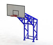 Стійка баскетбольна на 4 опорах