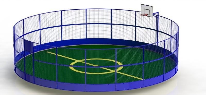 Площадка для активной игры BruStyle SG501