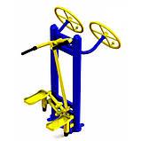 Уличный Тренажер для мышц плечевого пояса - степпер SG146, фото 2