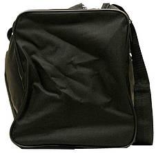 Дорожная сумка Wallaby 3050, средняя,  45 л, черный, фото 3
