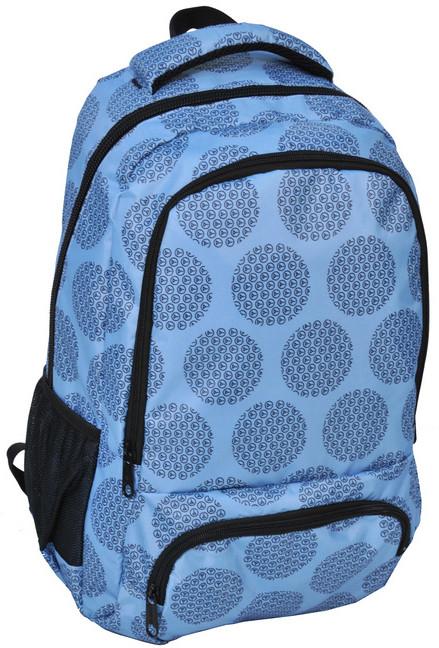 Рюкзак  PASO 21L 15-8122B голубой