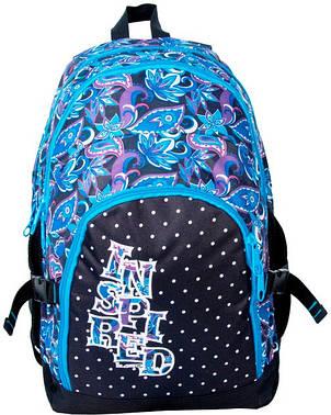 Женский рюкзак с узорами PASO 33L, 14-1208B, фото 2