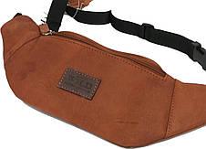Кожаная поясная сумка Always Wild WB-01-18564, фото 2