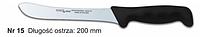 Нож № 15 для убоя 200мм