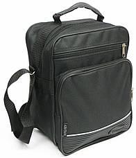 Мужская сумка для города Wallaby 2660 черный, фото 2