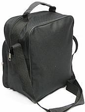 Мужская сумка для города Wallaby 2660 черный, фото 3