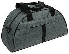 Небольшая спортивная сумка, 16 л Wallaby 213-3 серая, фото 2