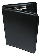 Папка из натуральной кожи A-art TS1003-2 черная, фото 3