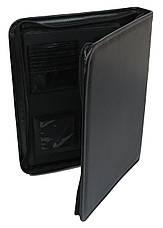 Папка из натуральной кожи A-art TS1003-2 черная, фото 2