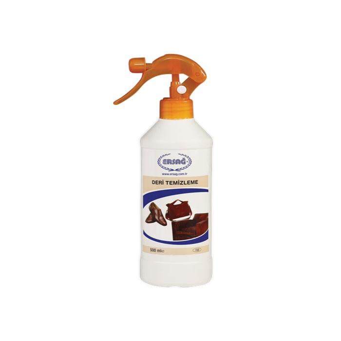 Спрей для очистки кожаных изделий Ersag 500ml