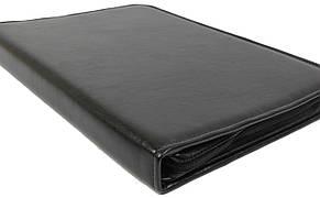 Папка деловая из кожзаменителя Exclusive 710800 чёрный, фото 2