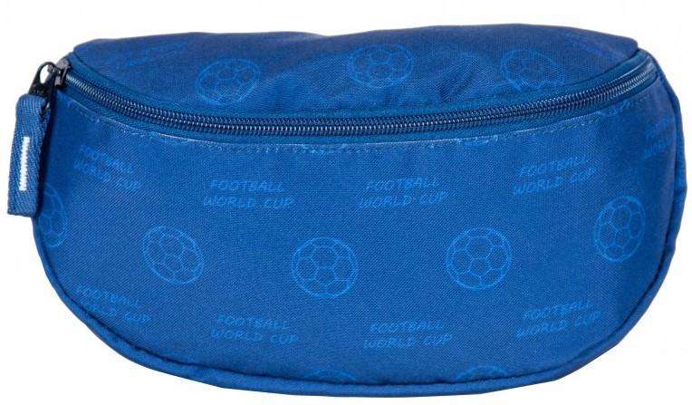 Поясная сумка Paso 17-510UN синий