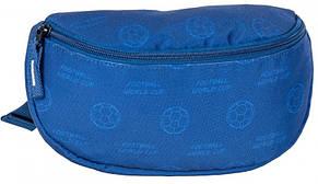 Поясная сумка Paso 17-510UN синий, фото 2