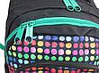 Молодежный рюкзак PASO 18L, 00-699PAN разноцветный, фото 4