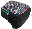 Молодежный рюкзак PASO 18L, 00-699PAN разноцветный, фото 5