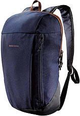 Городской рюкзак Quechua arpenaz 10 л. Синий 2487053, фото 3