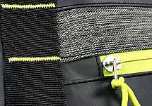 Спортивная сумка 45L Always Wild, Польша SSNG45 черная, фото 2