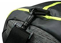 Спортивная сумка 45L Always Wild, Польша SSNG45 черная, фото 3