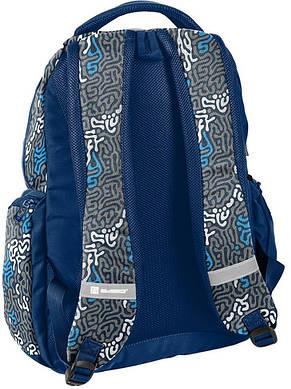 Рюкзак городской PASO 22L, 18-2908JJ синий, фото 2