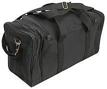 Небольшая дорожная сумка 22 л Wallaby 2686-2 черная, фото 3