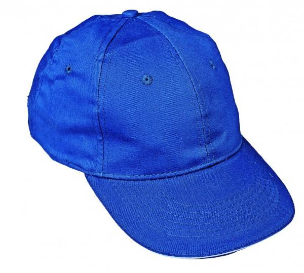 Кепка-бейсболка захисна синя Cerva TULLE
