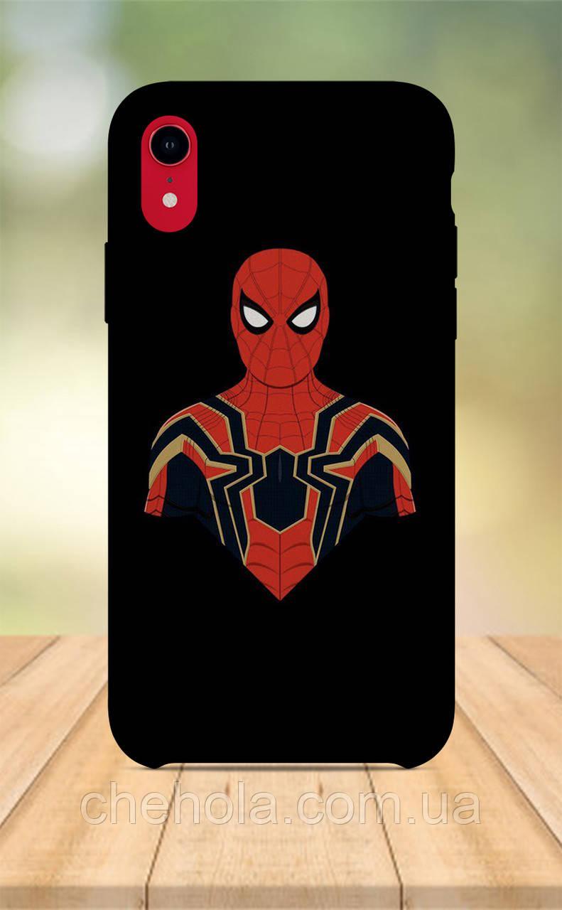 Чохол для apple iphone xr з принтом Marvel DC Комікси spider man