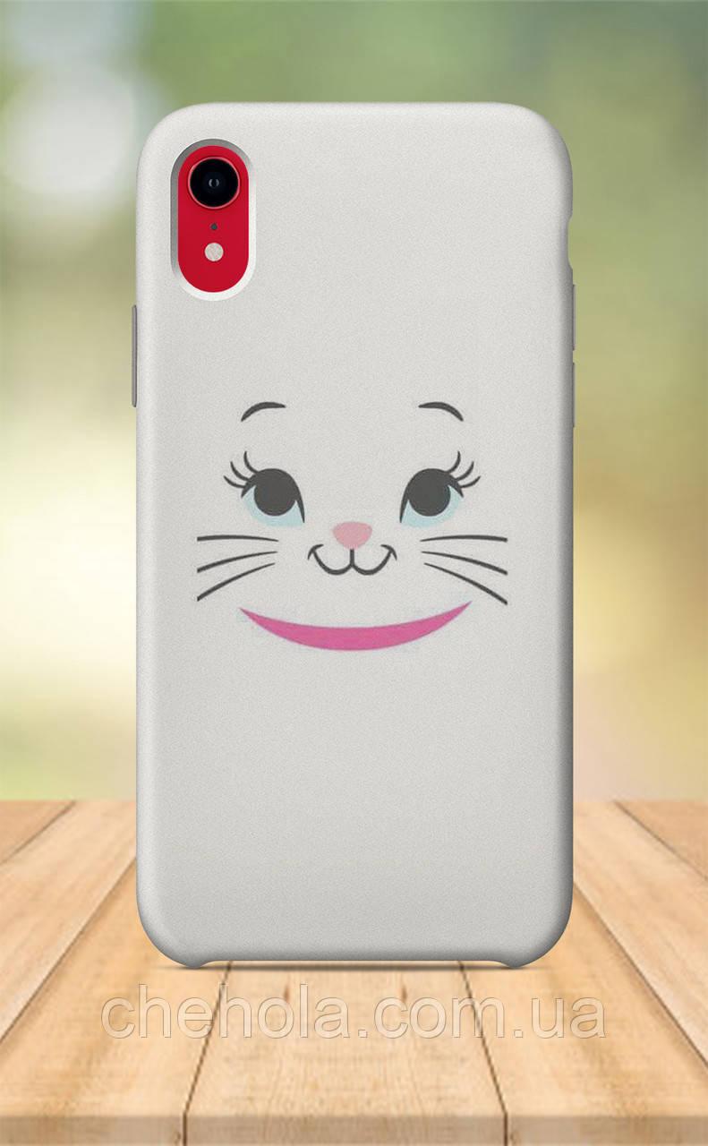 Чохол для apple iphone xr з принтом Одяг Мордочки Кот