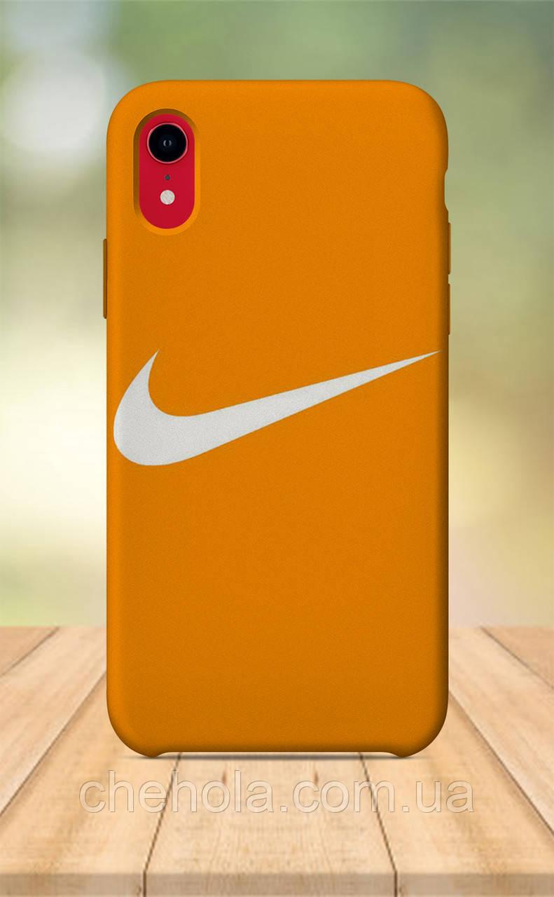 Чехол для apple iphone xr с принтом В стиле Nike