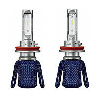 Комплект диодных ламп Narva 18013 H8/H11/16 6000K X2 16W PGJ19-2, фото 1