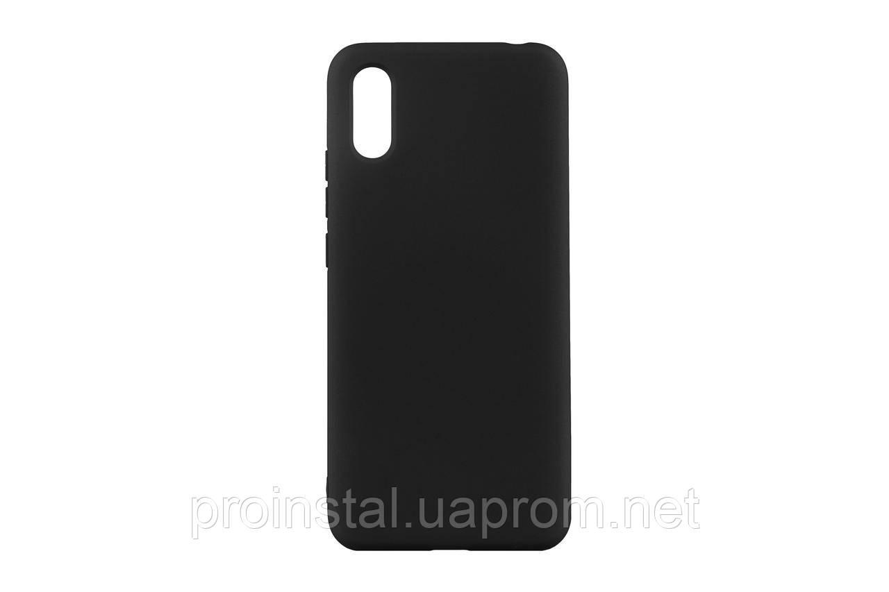 Чохол 2Е Basic для Xiaomi Xiaomi Redmi 9A, Soft feeling, Black