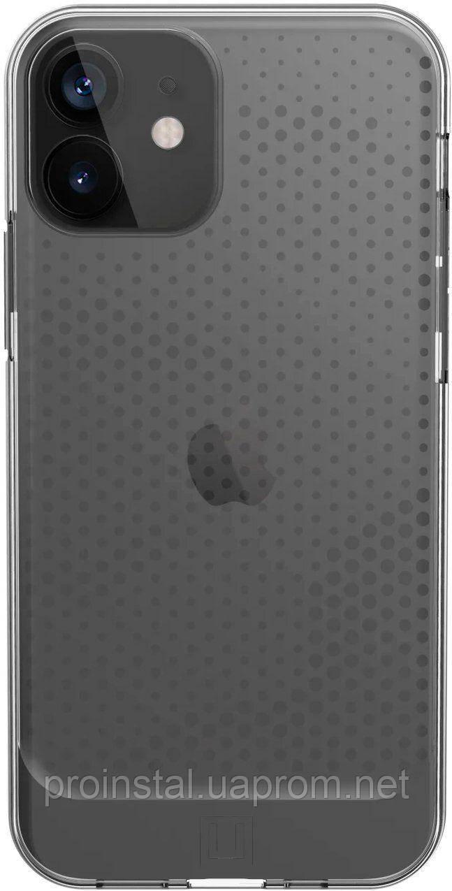 Чохол UAG для iPhone 12 / 12 Pro [U] Lucent, Ice