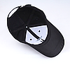 Кепка TESLA черная, бейсболка с лотипом авто  ТЕСЛА, фото 4