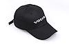 Кепка VOLVO черная, бейсболка с лотипом авто  ВОЛЬВО, фото 4