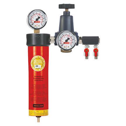 Блок подготовки воздуха профессиональный (1 ступень)  ITALCO AC6001, фото 2