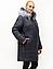 Зимняя женская куртка с мехом от производителя, фото 2