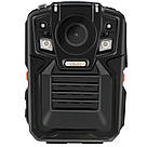 Видеорегистратор нагрудный Protect R02-A 64Gb Онлайн WiFi,(STA,AP) GPS,2021 г.в., фото 6