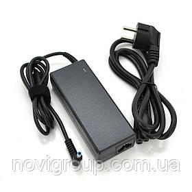 Блок живлення MERLION для ноутбукa HP 18.5V 4.75A (90 Вт), штекер 4.5* 3.0мм, довжина 0,9 м + кабель живлення