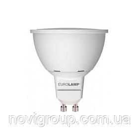"""Лампа LED EUROLAMP ЕКО серия """"D"""" SMD MR16 5W GU10 3000K"""