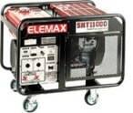 Электростанции ELEMAX SH 11000 RAVS   9,5кВт, фото 2