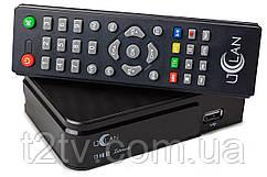 DVBT/T2 приемник UClan T2 HD SE Internet