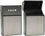 Портсигар Focus для пачки сигарет, фото 3