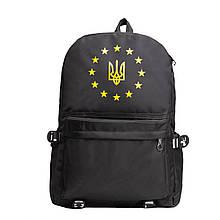 Рюкзак міський BagHouse Limited edition Чорний (ксСТ040ч)