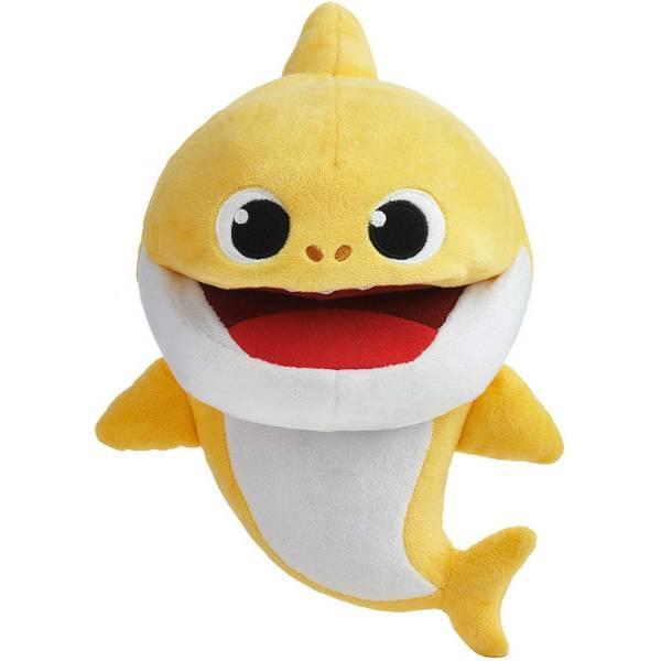 WowWee Pinkfong М'яка іграшка акула малюк жовта 61081 Pinkfong Baby Shark