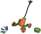 Mattel Машина всюдихід альпенист на радіокеруванні Экоупаковка FCB38 Tyco Terra Climber Radio Control Vehicle, фото 4