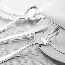 Ножи стеклопластик Capital For People серебро 200 мм 12 шт (DD-24)