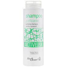 Очищающий тонизирующий шампунь от перхоти Helen Seward ACTIV ELISIR Purifying Shampoo 250 мл (8011172015749)