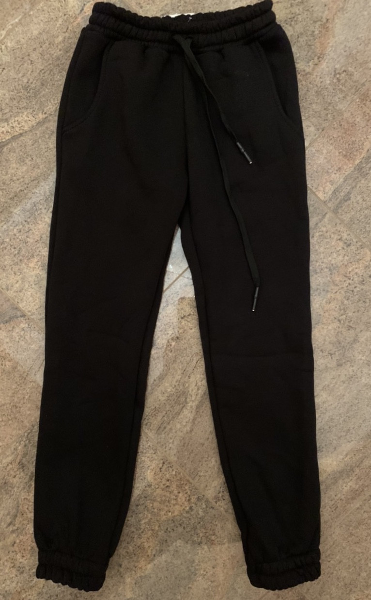 {есть:140,164} Спортивные брюки утепленные для мальчиков,  Артикул: AS5420 [164]